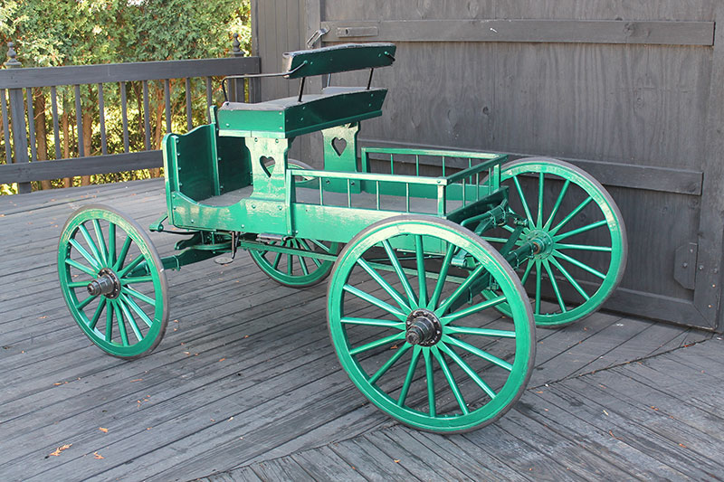 Pony Wagons & Carts