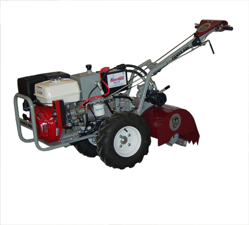 Commercial Grade Power Equip