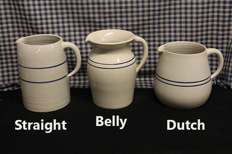 USA Stoneware Pitchers