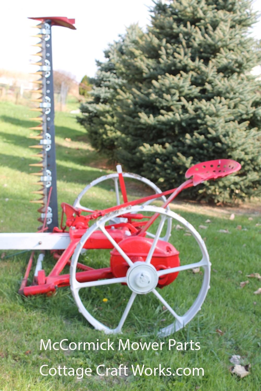 IHC 7-9 Sickle Mower Parts