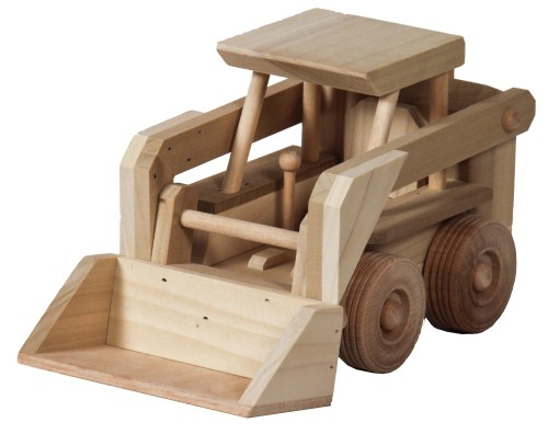 Amish Toys & Games