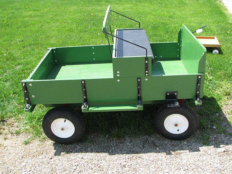 Pony Cart Wagon Gear And Hardware Kit 2 4 Seater