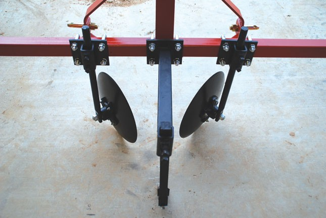 Garden Line Row Builder 3 Pt Hitch Row Builder Hiller