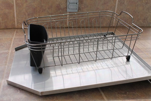 Kitchen Sink Stainless Steel Drain Rack