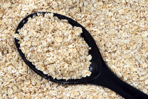 how to make organic rolled oats