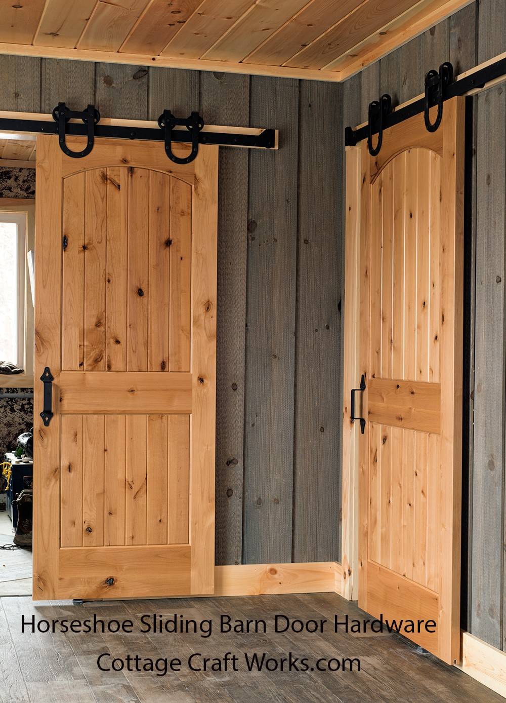 Barn Door Hardware | USA Six Foot Sliding Hardware