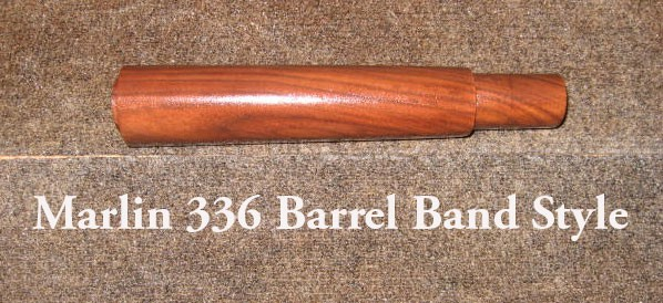Replacement Forearm For Marlin-Glenfield Lever Action Rifles