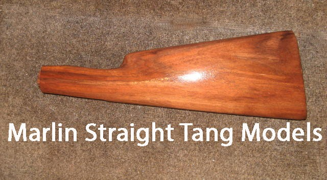 Replacement Gun Stocks For Marlin-Glenfield Lever Action Rifles
