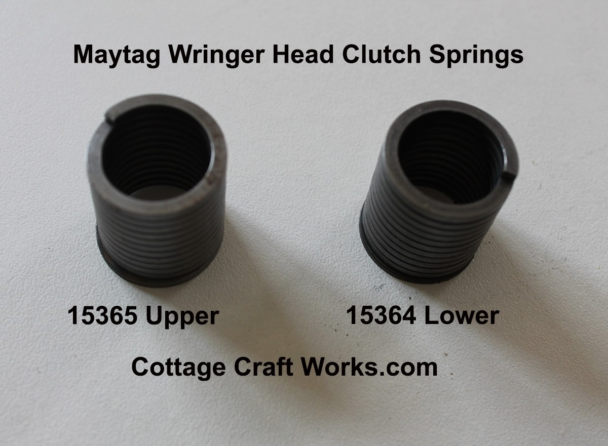 Vintage Maytag Washing Machine Wringer Head Frame Parts