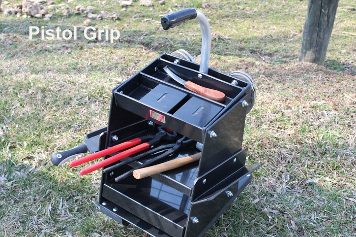Farrier Low Profile Horseshoeing Tool Cart