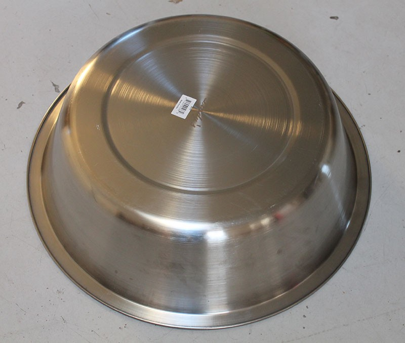 12 Qt Heavy Duty Stainless Steel Dish Pan