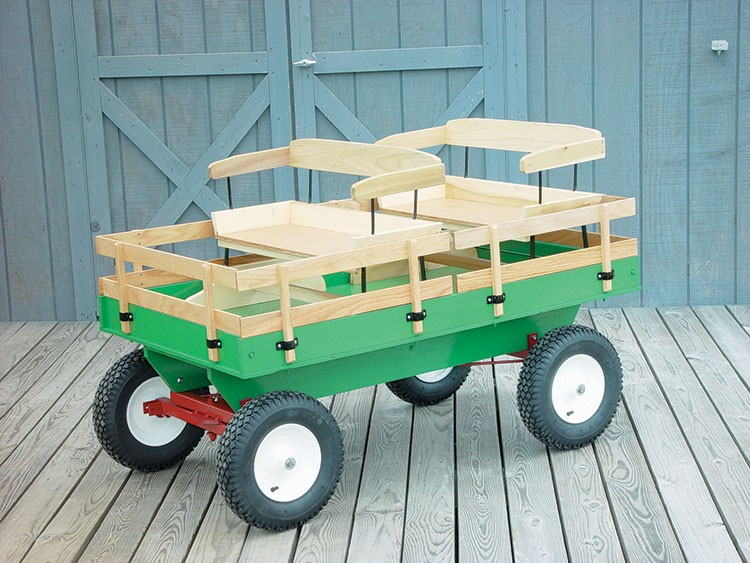 Wagon Running Gear Build Farm Pony Hobby Wagons