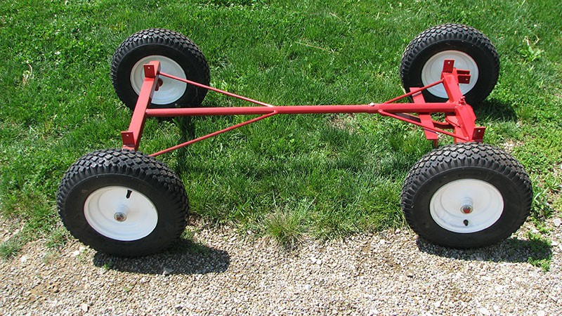 Wagon Running Gear. Build Farm, Pony, Hobby Wagons