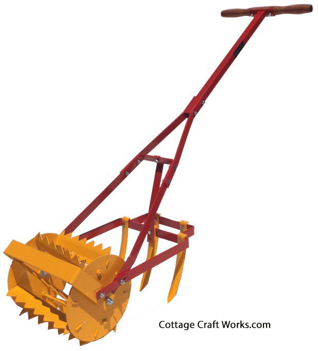 Rotary Garden Cultivator Rolling Drum Chopper Blades Amp Tines