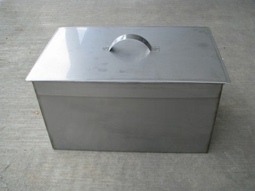 Amish Made Stainless Steel 15 Qt Water Bath Canner