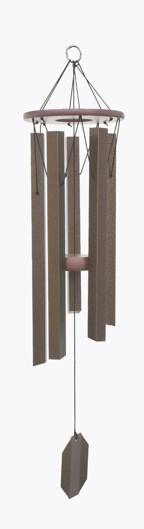 Amish Wind Chimes | Bronze Series