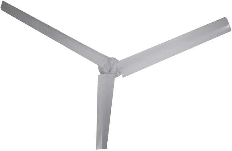 Large 72 Inch Air Power Shop Ceiling Fan