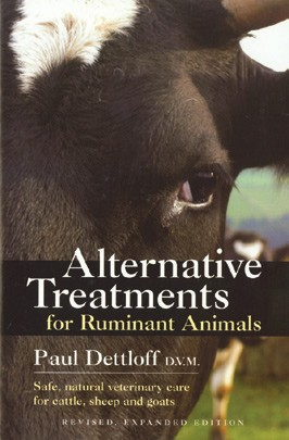 Alternative Treatment for Ruminant Animals