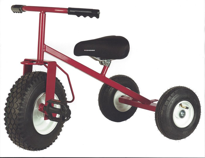 USA Metal Tricycle Small