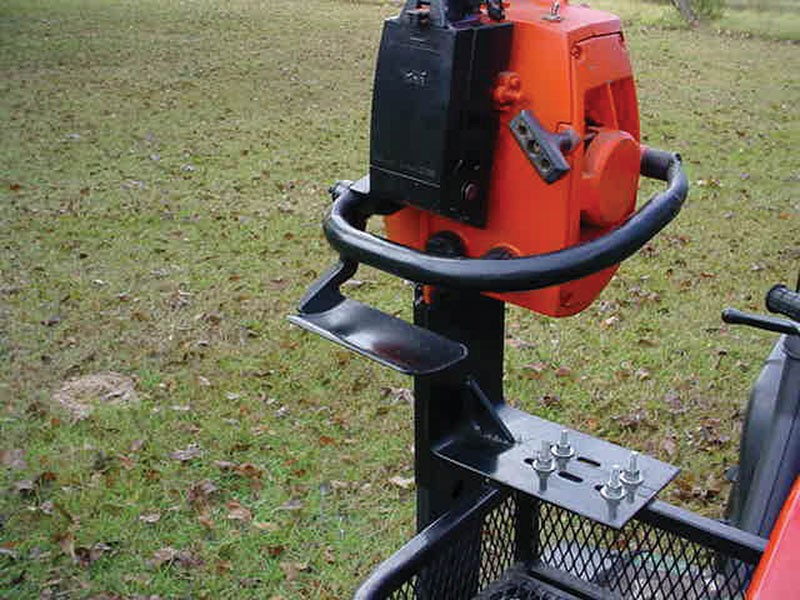 ATV | UTV | Universal Chain Saw | Rack | Carrier | Holder