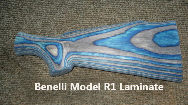 Benelli Model R1 Laminate Buttstock & Forend - Replacement