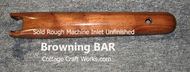 Browning BAR Rifle Forearm | Forend