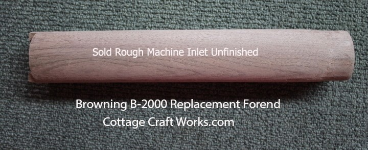 Browning B-2000 Replacement Forend-Forearm