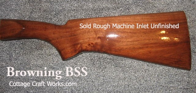 Browning BSS Stock