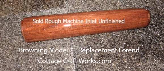 Browning Model 71 Replacement Forend