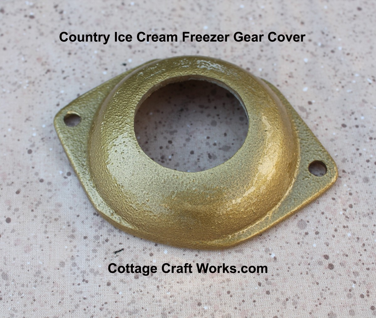 Country Freezer Gear Cover
