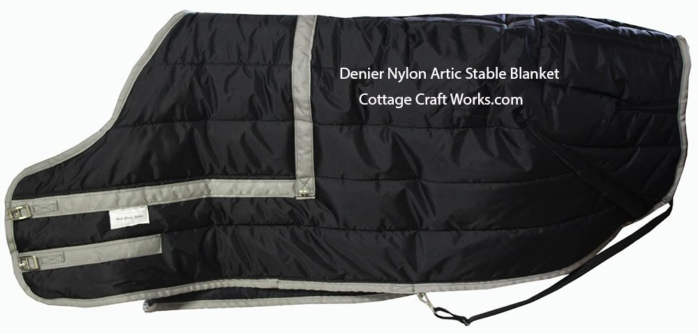 Arctic Stable Horse Blanket