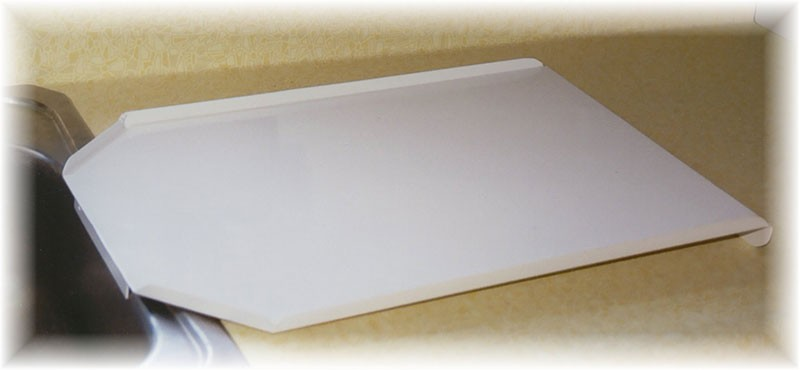Charming Powder Coated Kitchen Sink Drain Board | Drainer Board