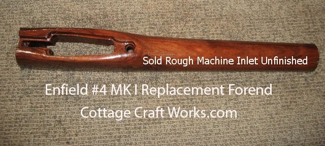 Enfield Number 4 MK I Replacement Forend