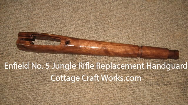 Enfield Number 5 Jungle Rifle Replacement Handguard