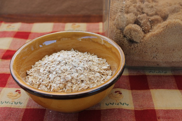 Amish Organic Rolled Fine Oats 9 lb