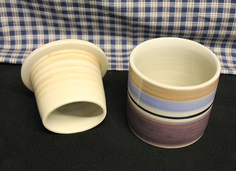 USA Stoneware | French Butter Keeper | Butter Dish