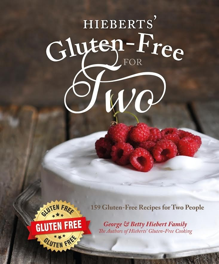 Amish Gluten-Free Cookbook for Two