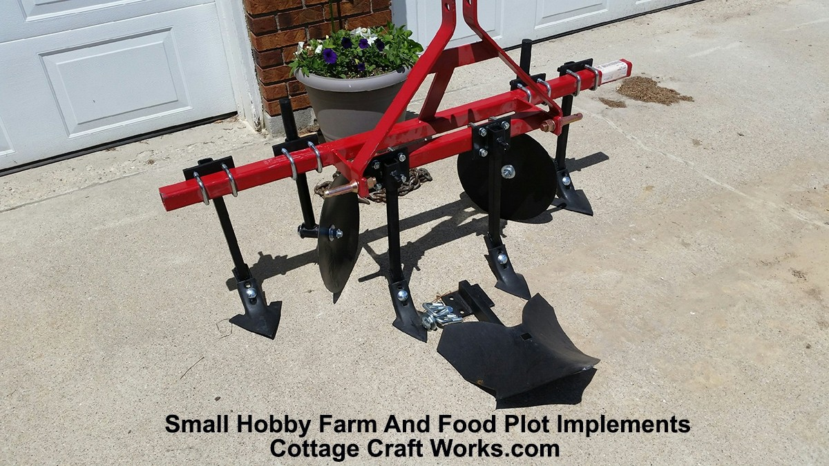 Truck Patch Combination Garden Implements