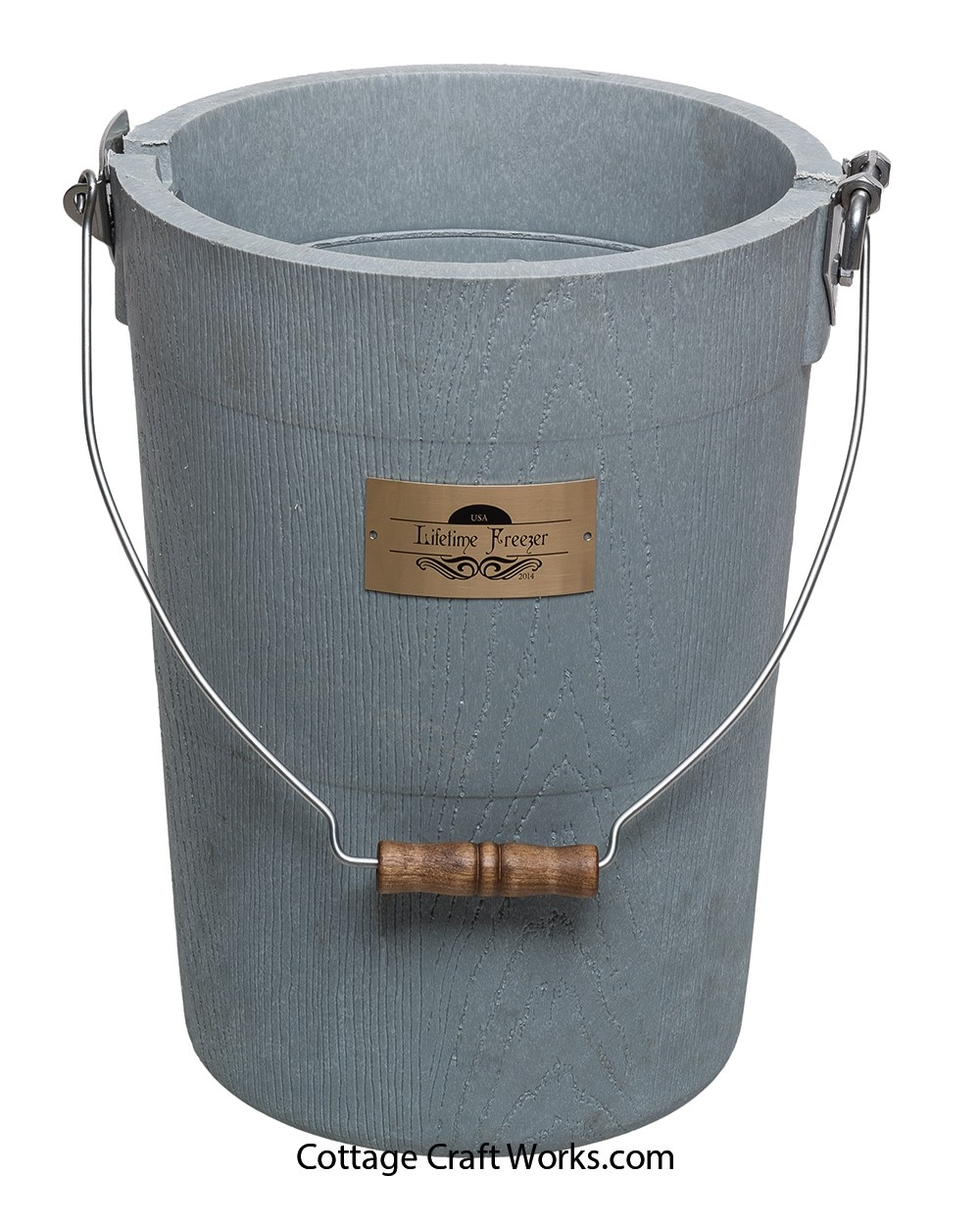 Lifetime Ice Cream Maker Insulated Poly Bucket