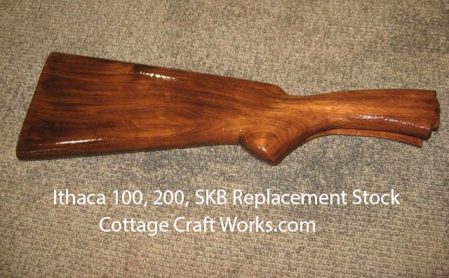 Ithaca-100-200-SKB-Replacement-Stock.