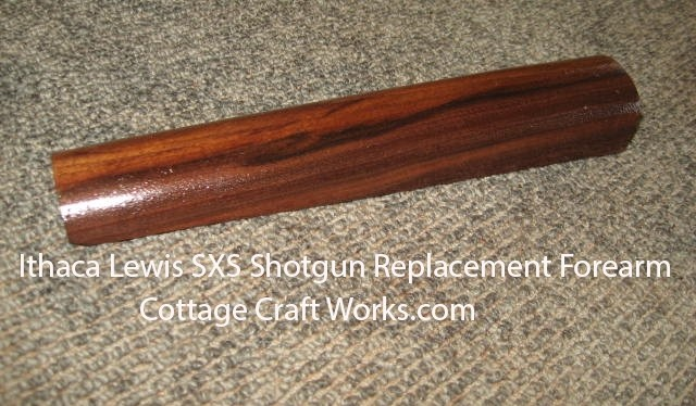 Ithaca Lewis Shotgun Replacement Forearm