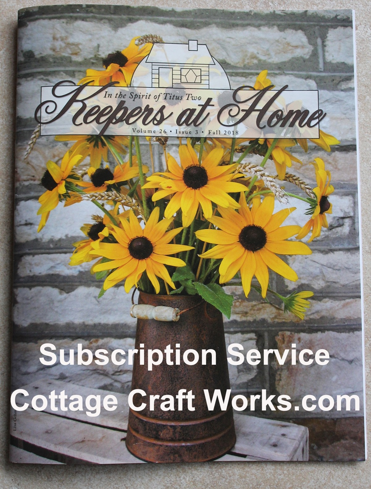 Keepers at Home Magazine Fall 2018