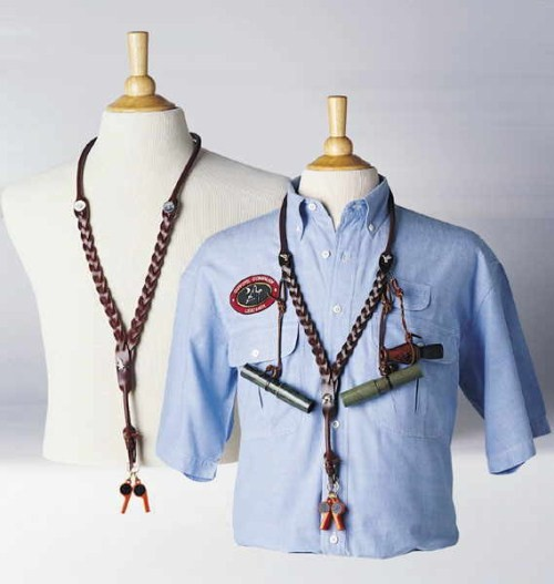 Ultimate Lanyard by Coyote Leather