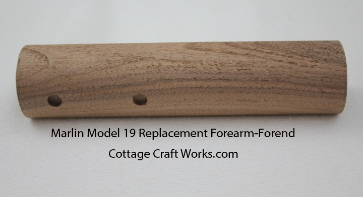 Marlin Model 19 Shotgun Replacement Forearm-Forend