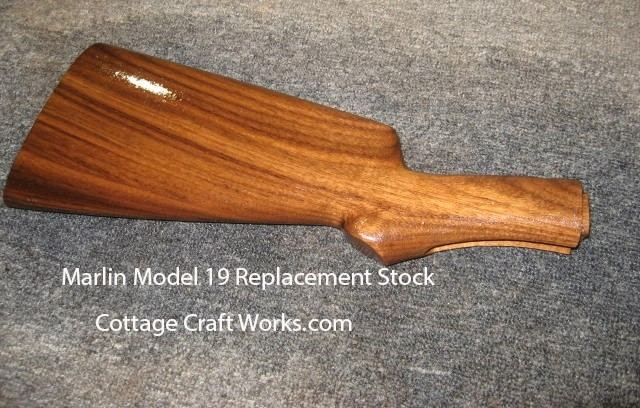 Marlin Model 19 Replacement Stock