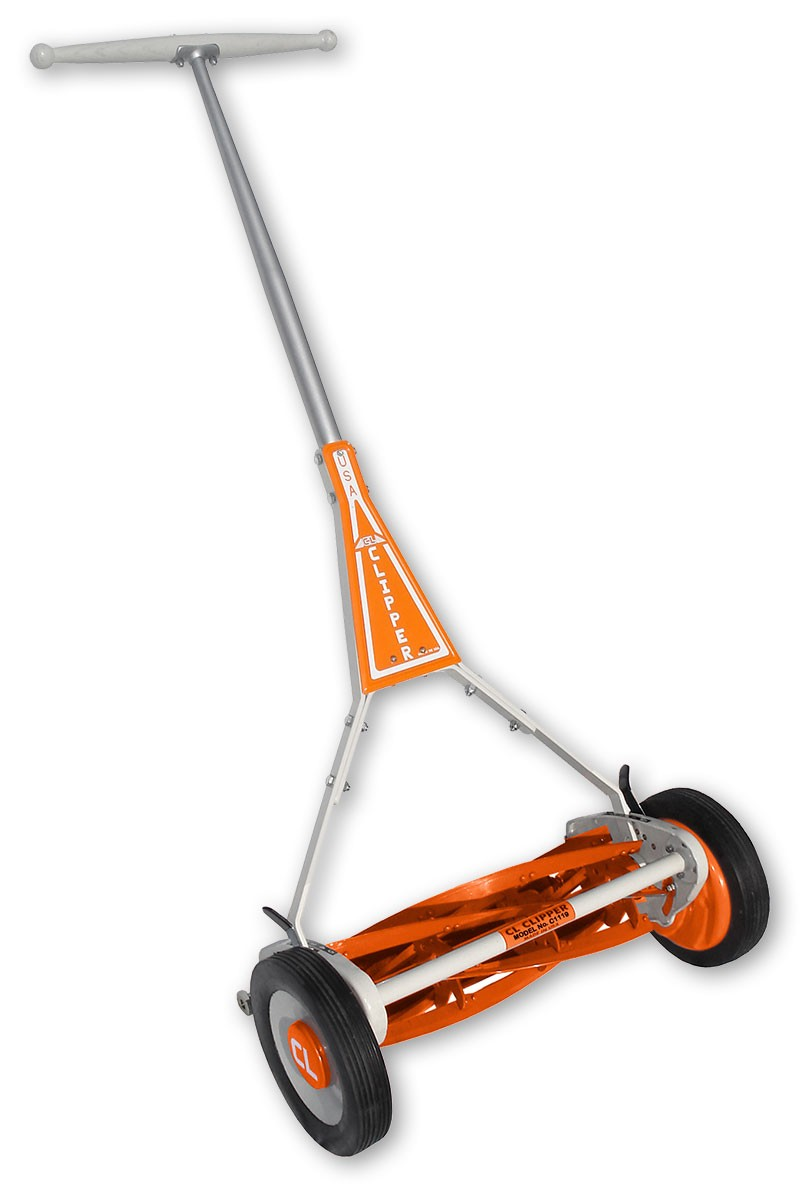 Clipper Push Reel Lawn Mowers