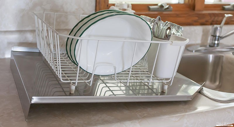 Stainless Steel Kitchen Sink Open Back Drainboard - Cooking ...