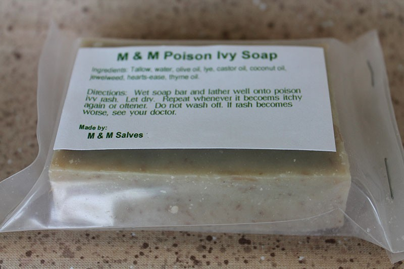 Alternative Natural Products | Amish Poison Ivy Soap
