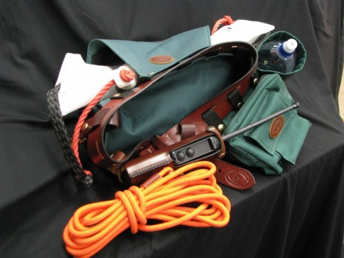 Pro-Trainer Belt by Coyote Company Leather