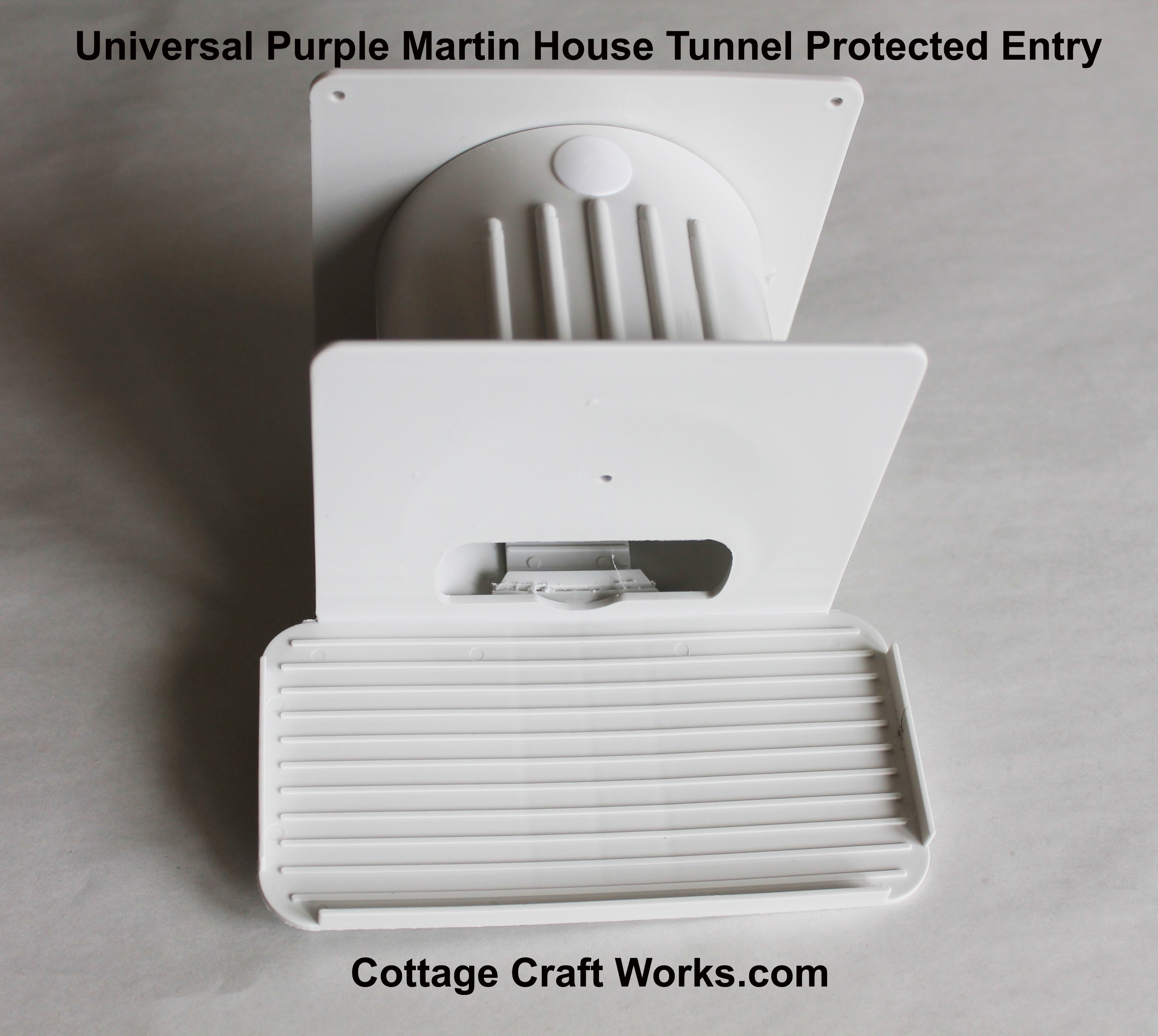 Universal UV Resistant Martin House Entry Tunnel